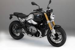 BMW R NineT - Estudio