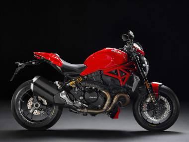Ducati Monster 1200 R - Estudio