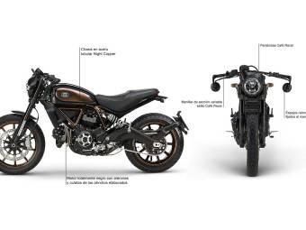 Ducati Scrambler Italia Independent 2016