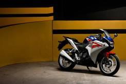 Honda CBR250 2015