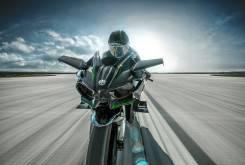 Kawasaki H2R 3