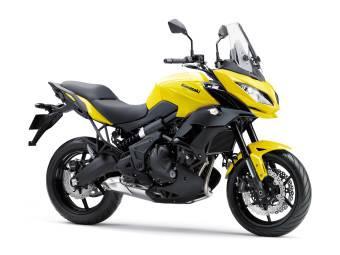 Kawasaki Versys 650 6