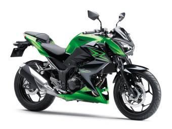 Kawasaki Z300 1