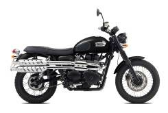 Triumph Scrambler - Colores disponibles