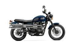 Triumph ScramblerColores disponibles