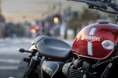 Triumph Street Twin 2016