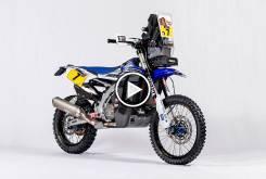 Yamaha WR450F Dakar 2016 5