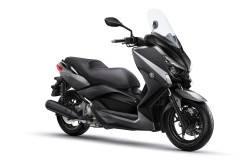 Yamaha X-Max 250 - Estudio