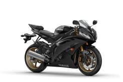 Yamaha YZF-R6 - Estudio