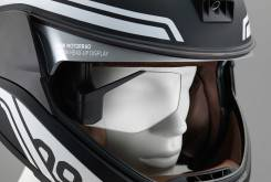 BMW casco tecnologia militar