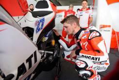 Casey Stoner Ducati GP15 MotoGP Sepang 2016