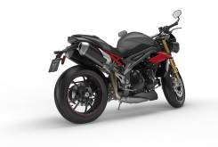 Triumph Speed Triple R 2016