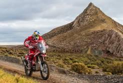 Dakar 2016 Iván Cervantes 1