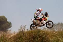 Dakar 2016 Laia Sanz 1