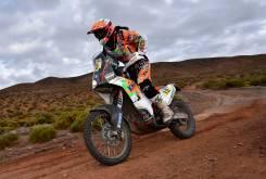 Dakar 2016 Laia Sanz 4