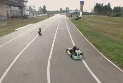 Fast Racer Kids Kart vs Minimoto 12