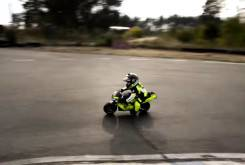 Fast Racer Kids Kart vs Minimoto 14