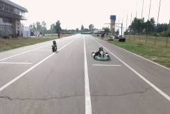 Fast Racer Kids Kart vs Minimoto 15