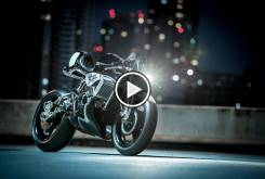 Harley Davidson Street 750 Turbo Cherrys Company