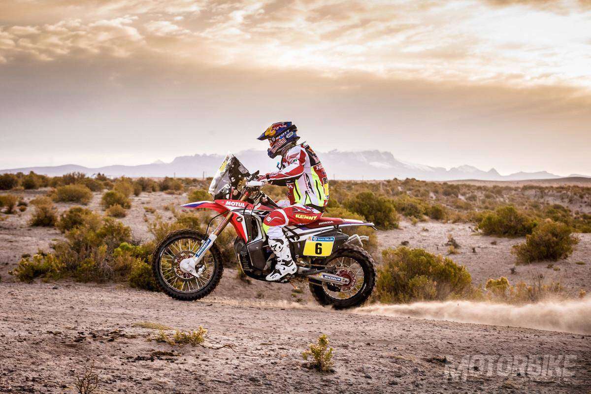 Dakar 2016 - Motorbike Magazine