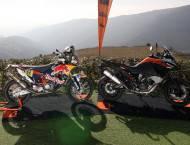 KTM motos