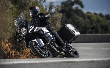 KTM 1290 Super Adventure 2015
