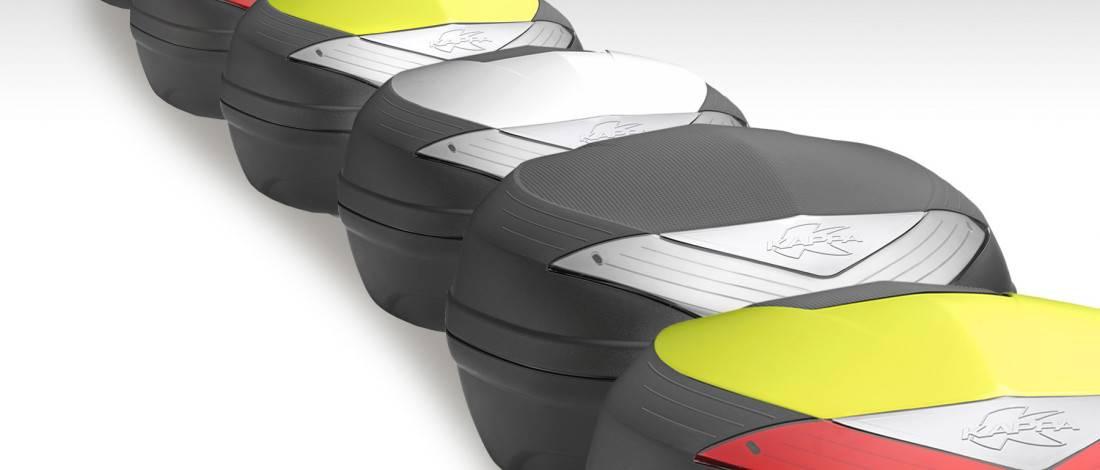 Kappa K466  Equípate para largas rutas - Motorbike Magazine f20f4bec41877