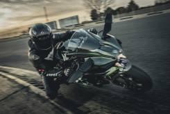 Prueba Kawasaki H2
