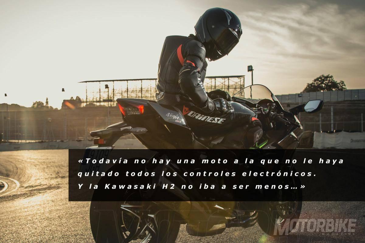 Prueba Kawasaki H2 - Motorbike Magazine