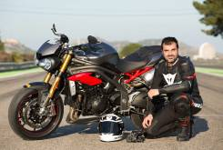 Prueba Triumph Speed Triple R 2016