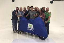 Presentación Movistar Yamaha 2016