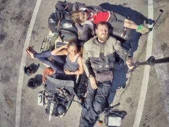 Ural Ranger - viaje en moto - Europa y Africa