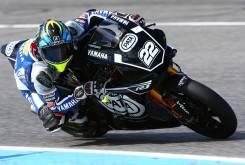WSBK Test Jerez 1