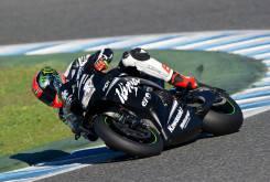 WSBK Test Jerez 3