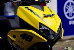 Yamaha Aerox 125 60 Aniversario