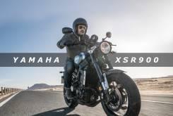 Prueba Yamaha XSR900 2016