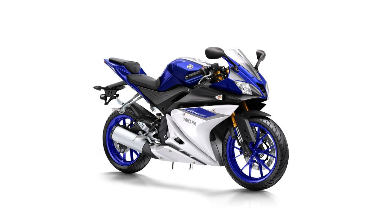 yamaha yzf r125 precio fotos ficha t cnica y motos rivales. Black Bedroom Furniture Sets. Home Design Ideas