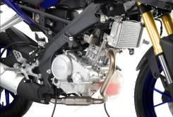 Yamaha YZF R125 4