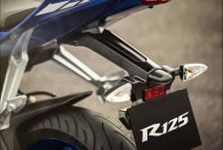 Yamaha YZF R125 7
