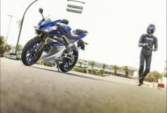 Yamaha YZF R125 9
