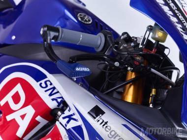 Yamaha YZF-R1 WSBK 2016