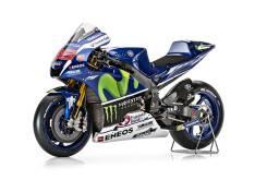 Yamaha YZR-M1 2016 - Jorge Lorenzo