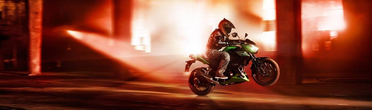 Kawasaki Z300 - Motorbike Magazine #MBK01