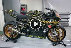 BMW S1000 RR MRT Tech