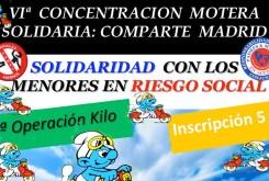 Cocentración Madrid