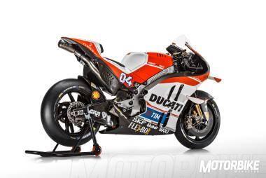 Ducati Desmosedici GP 2016