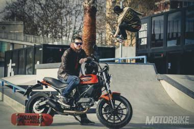 Ducati Scrambler Sixty2 - Prueba - 10