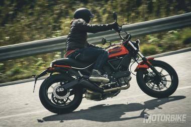 Ducati Scrambler Sixty2 - Prueba - 17