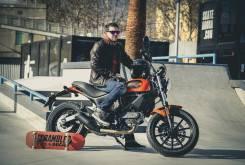 Ducati Scrambler Sixty2Prueba9