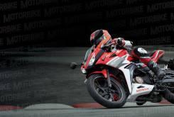 Honda CBR125R 2017